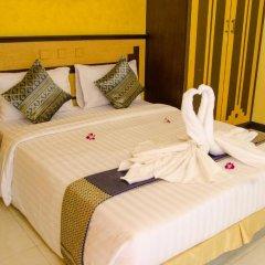 Отель B & L Guesthouse 3* Улучшенный номер с разными типами кроватей фото 15