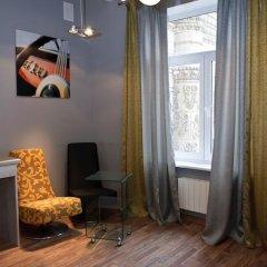 Гостиница Partner Guest House Khreschatyk 3* Улучшенные апартаменты с различными типами кроватей фото 19