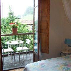Отель B&B El Jardin de Aes комната для гостей