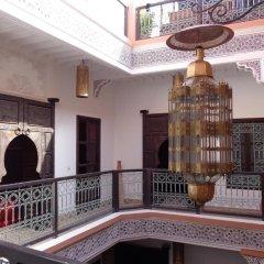 Отель Riad Hugo Марокко, Марракеш - отзывы, цены и фото номеров - забронировать отель Riad Hugo онлайн балкон