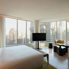 Отель Park Hyatt Bangkok 5* Номер Делюкс с различными типами кроватей