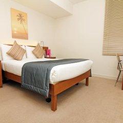 Отель Ambassadors Bloomsbury 4* Стандартный номер с двуспальной кроватью фото 5