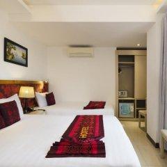 Отель Ruby Tran Phu Street 3* Улучшенный номер фото 2