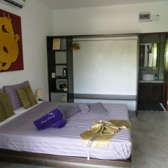 Отель Baan Sukreep Resort комната для гостей фото 5