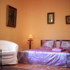 Гостиница Марсель 2* Стандартный семейный номер с различными типами кроватей фото 6