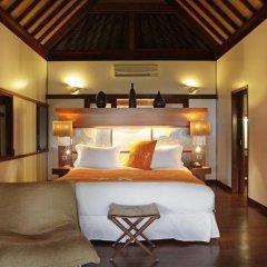 Отель Sofitel Moorea la Ora Beach Resort 5* Бунгало Luxury с различными типами кроватей фото 3