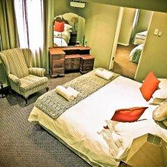 Отель The Kraal Addo 3* Номер Делюкс с различными типами кроватей фото 3
