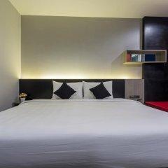 At Patong Hotel 4* Номер Делюкс двуспальная кровать фото 11