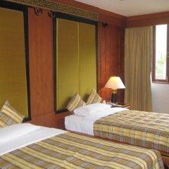 Отель Pavilion Queen's Bay 4* Улучшенный номер с различными типами кроватей фото 4