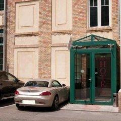 Hotel Fortuna парковка