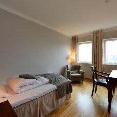 Отель GamlaVærket Gjæstgiveri og Tracteringssted 3* Стандартный номер с различными типами кроватей фото 2
