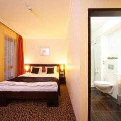 Ambra Hotel 4* Стандартный номер фото 23
