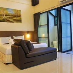 The Wave Patong Boutique Hotel 3* Номер Делюкс с разными типами кроватей фото 3