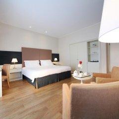 National Hotel 4* Номер Делюкс двуспальная кровать фото 2