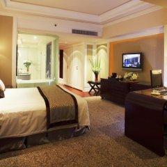 Shan Dong Hotel 4* Улучшенный номер с различными типами кроватей фото 8