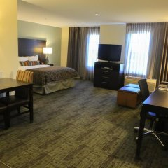 Отель Staybridge Suites Silicon Valley комната для гостей фото 4