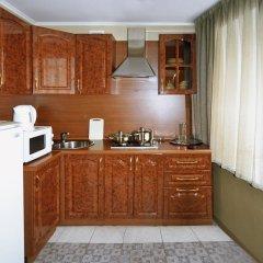 Гостиница Уральская Апартаменты с двуспальной кроватью фото 4