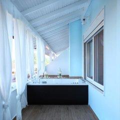 Отель Antigoni Beach Resort 4* Люкс с различными типами кроватей фото 5