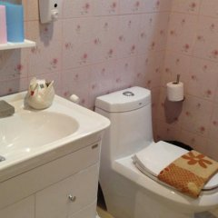 Отель ROMANASIA ванная