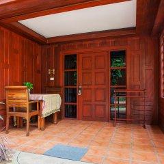Отель Royal Phawadee Village 4* Улучшенный номер фото 7