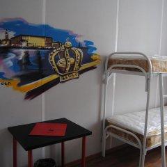 Хостел Европа Кровать в общем номере с двухъярусной кроватью фото 4