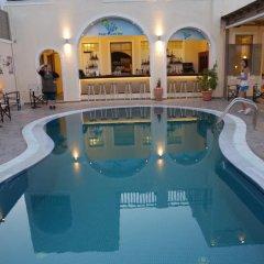 Отель Enjoy Villas Греция, Остров Санторини - 1 отзыв об отеле, цены и фото номеров - забронировать отель Enjoy Villas онлайн бассейн фото 3