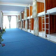 Gold Dream Hotel 3* Кровать в общем номере