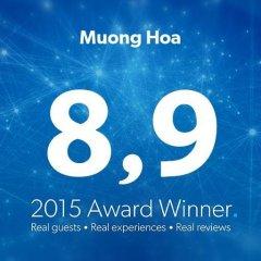 Отель Muong Hoa Homestay фото 6