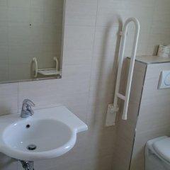 Отель Residence Lugano ванная фото 7