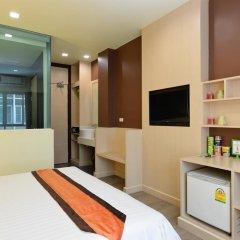 Отель Icheck Inn Silom 3* Улучшенный номер фото 8