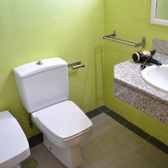 Отель Apartamentos Calle Barquillo ванная