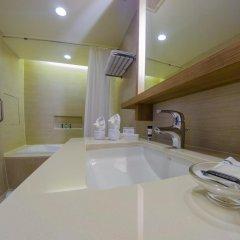 Отель Oakwood Residence Sukhumvit Thonglor 4* Студия Делюкс фото 12