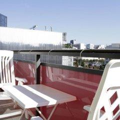 Отель Diagonal Mar Apartments Испания, Барселона - отзывы, цены и фото номеров - забронировать отель Diagonal Mar Apartments онлайн балкон