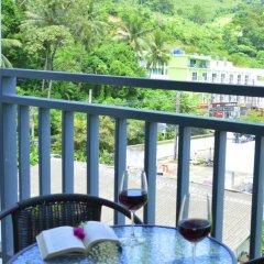 Отель Sharaya Residence Patong 3* Стандартный семейный номер разные типы кроватей