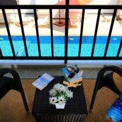 Отель The Fusion Resort 3* Улучшенный номер с двуспальной кроватью