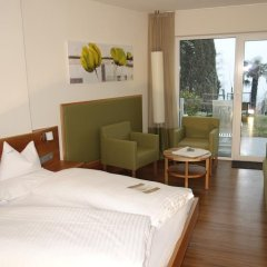 Hotel Schwefelbad 4* Улучшенный номер фото 3