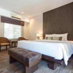 Отель Sarikantang Resort And Spa 3* Номер Делюкс с различными типами кроватей фото 22