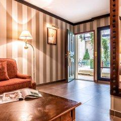 Отель Villa Pantheon 4* Стандартный номер с различными типами кроватей фото 6