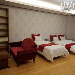 Amourex Hotel 3* Люкс с различными типами кроватей фото 6