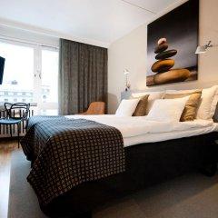 Hotel Birger Jarl 4* Стандартный номер с двуспальной кроватью фото 13