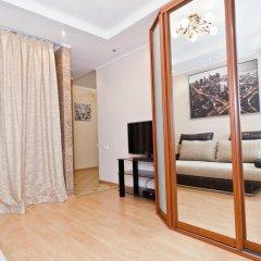 Апартаменты Apartments at Proletarskaya Апартаменты с разными типами кроватей фото 31