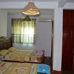 Отель Le Bamboo 3* Стандартный семейный номер с двуспальной кроватью фото 7