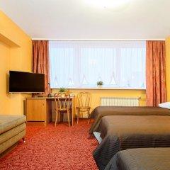 Hotel Zemaites 3* Стандартный номер с различными типами кроватей фото 8