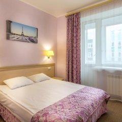 Мини-Отель Апельсин на Комсомольской 2* Улучшенный номер с двуспальной кроватью фото 3