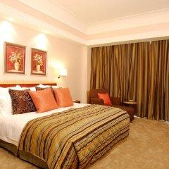 Hengshan Picardie Hotel 4* Представительский номер с различными типами кроватей фото 10