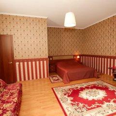 Мини-отель Домашний Очаг Улучшенный номер разные типы кроватей фото 3