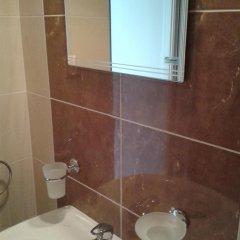 Отель Studio Cote D Azur Болгария, Поморие - отзывы, цены и фото номеров - забронировать отель Studio Cote D Azur онлайн ванная