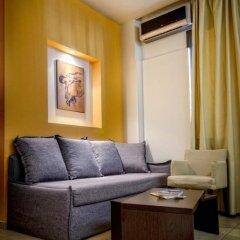 Iraklion Hotel 3* Стандартный номер с различными типами кроватей фото 17