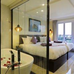 River Suites Hoi An Hotel 3* Номер Делюкс с различными типами кроватей фото 14