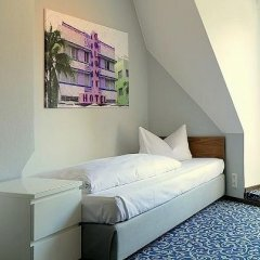 Hotel Beer 2* Стандартный номер с различными типами кроватей фото 2